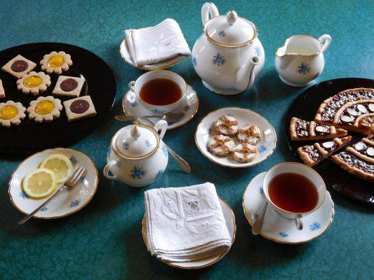 vendita online del servizio da tè inglese