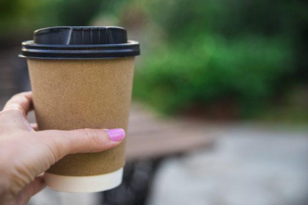 Tazza italiana e mug per caffè americano