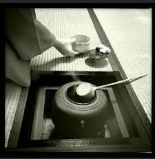 lo stile del giappone sul servizio da tè