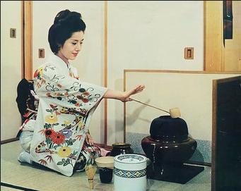 tazza giapponese da tè